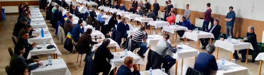 19.3.2017: Degustace na výstavu vín