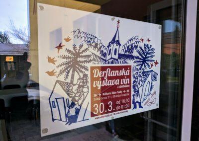 Derflanská výstava vín 2019